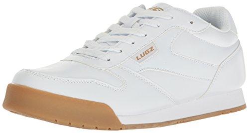 Lugz Matchpoint Herren White/Gum
