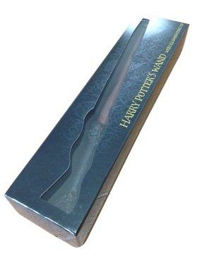 [USJ 공식 한정 상품]  해리포터 지팡이 ILLUMINATING TIP  수납 상자 포함