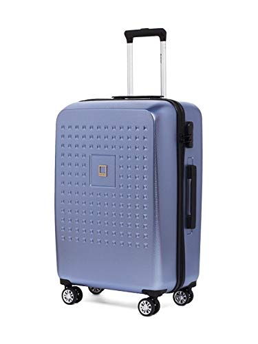 Gamme Valise PET Hard Side Luggage 28  Check in Luggage Bag  Grey