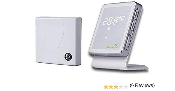 Comfort. Me Termostato WiFi inteligente para Smartphone – Modelo ...