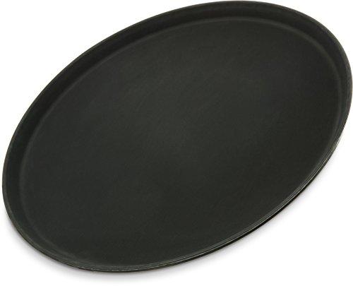 Carlisle 1600GR004 Fiberglass Griptite Round Tray, 16.00