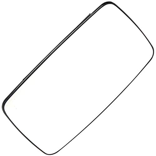 APDTY 67396 Replacement Side View Mirror Snap On Glass Right Side (Passenger Side) Fits 2003-2006 Dodge Sprinter 2500/3500 (Models With Heated Mirrors)(Replaces ()