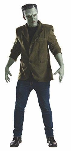 Rubies Mens Universal Monsters Frankenstein Costume, as Shown, Large