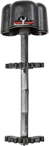 Bohning Lynx 4 Arrow Quiver, Classic Black
