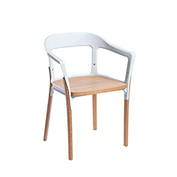Amazon.com: ERGO muebles moderno Emma inoxidable madera ...