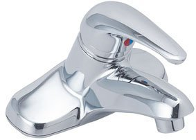 Gerber 40-143 Maxwell Single Handle Lavatory Faucet, No Pop Up