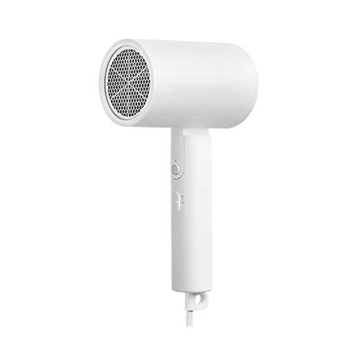 niaoyufeng-Hair Dryers - Original for XIAOMI MIJIA Portable Anion Hair Dryer Nanoe Water ion hair care Professinal Quick Dry 1600W Travel Foldable Hairdryer (White EU)