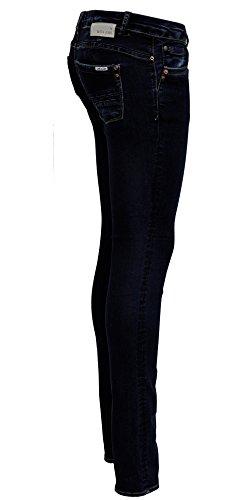 Vaquero used rinse niña 1507 skinny Jeans para Garcia 71zwT