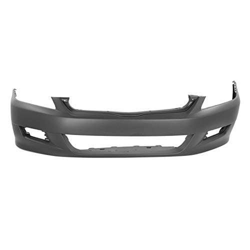 MBI AUTO - Painted to Match, Front Bumper Cover Fascia for 2006 2007 Honda Accord Coupe 06 07, HO1000234 - Honda Accord Coupe Bumper Cover
