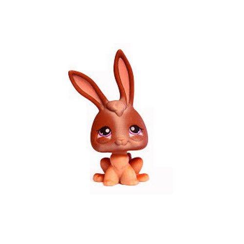 Littlest Pet Shop Bunny Rabbit # 434 (Caramel