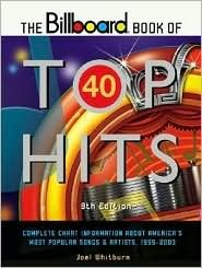 The Billboard Book of Top 40 Hits 8th (eighth) edition Text Only