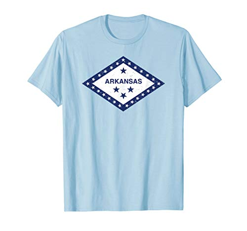 Arkansas Flag Shirt]()
