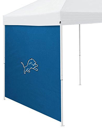 NFL Detroit Lions Side Panel, One Size, Cobalt