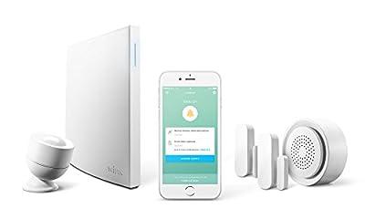 Wink Lookout Smart Security Starter Kit with Wink Hub 2, Motion Sensor, Siren & Chime, Door/Window Sensors from Wink