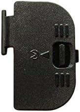 Battery Door Cover Cap Lid Rubber Unit Repair Part Camera Replacement for Nikon DSLR D300 D300S