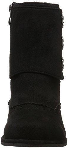 Andrea Conti 3612707, Zapatillas De Estar por Casa para Mujer Negro
