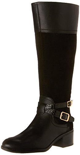 Pictures of Franco Sarto Women's Lapis Wide-Calf Western Boot Lapis Wide Calf 9