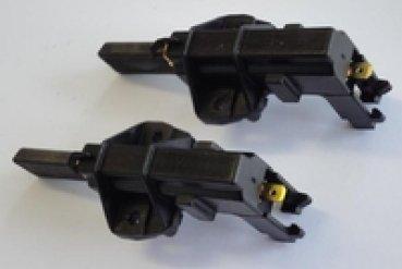 'de carbón con soporte para Bauknecht Hanseatic lavadora MCA Motores