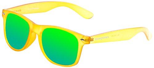 SUNPERS Sunglasses SU18202.5 Lunette de Soleil Mixte Adulte, Vert