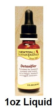 Intestinal Detoxifier - Newton Labs Detoxifier 1oz Liquid