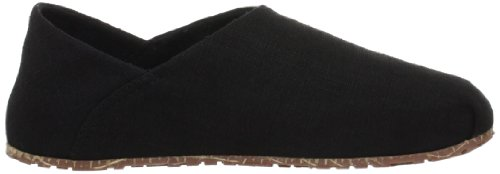 Black Linen On Unisex Slip OTZ300GMS Shoes OTZ 0wzx6A41qf