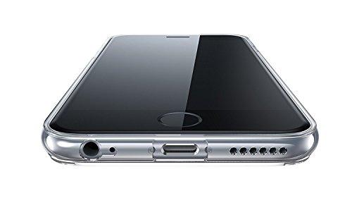VSHOP ® Coque Cover, Coque iPhone 6 / 6s Housse Etui TPU Silicone Clair Transparente Ultra Mince Premium transparent / une Adhérence exacte / coque pour iPhone 6/6s