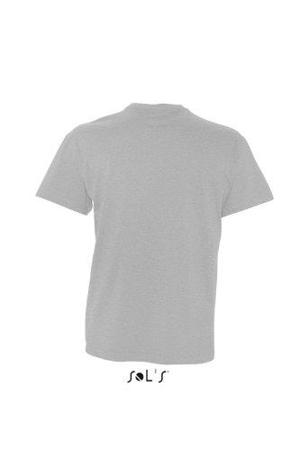 SOL´S V-Neck T-Shirt Victory, Größe:L, Farbe:Grey Melange