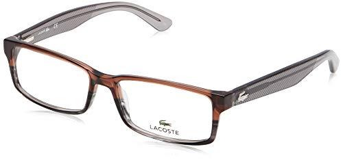 Eyeglasses LACOSTE L 2685 210 STRIPED BROWN GREY