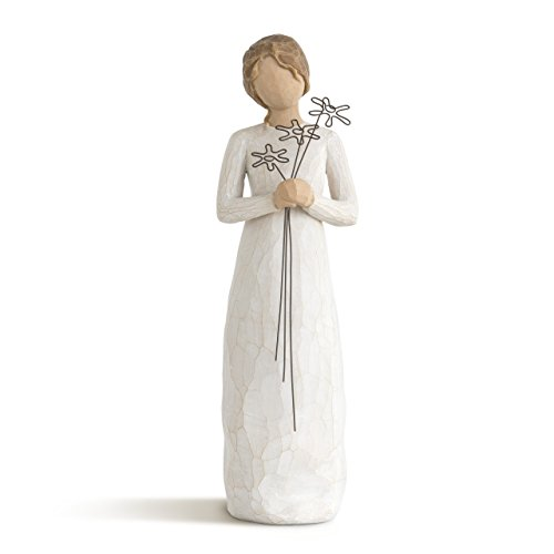 (Willow Tree Grateful, sculpted hand-painted figure)