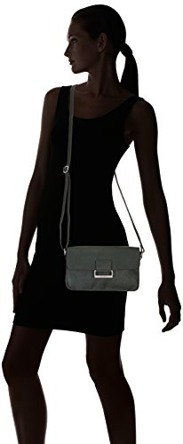 Gerry Weber Think Different 08/81/09312 - Bolso de hombro para mujer Dark Green 602