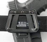 P30 SK Double-Stack 9mm Fobus G/ürtelholster magazintasche /& Surefire Taschenlampe H/&K P30