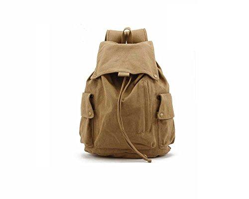 bolso hombro bolsa Bolso de Transformación lona del de de la del universidad la hombres la hombro de de y de vintage las la los de gran FangYOU1314 hombro de Bolso bolso del de mujeres de capacidad ZnqBwxUwR
