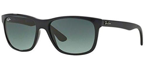 Ray-Ban Mod. 4181 Sole Gafas de Sol, 601/71, 58 Unisex ...