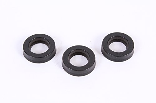 Karcher 6.365-394.0 Pack of 3 Grooved Ring Water Seal for Pressure Washer Pumps ()