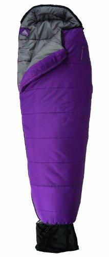 Kelty Little Flower 20 Degree Synthetic Girls Short Sleeping Bag, Outdoor Stuffs