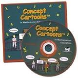 Concept Cartoons® in Mathematics Education CD-ROM SINGLE USER Licens