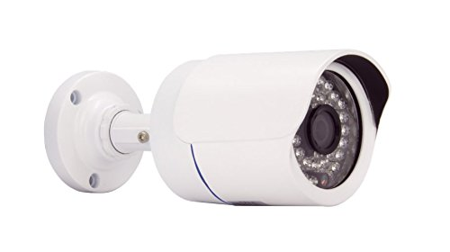HawkCam - Outdoor Bullet WiFi Camera - Day or Night Vision Color wireless cam Weatherproof