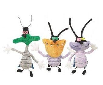 giocattoli oggy e i maledetti scarafaggi