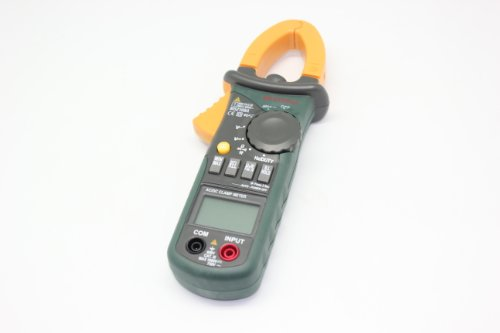 AideTek AMS2108A MS2108A 4000 AC DC Current Clamp Meter Backlight
