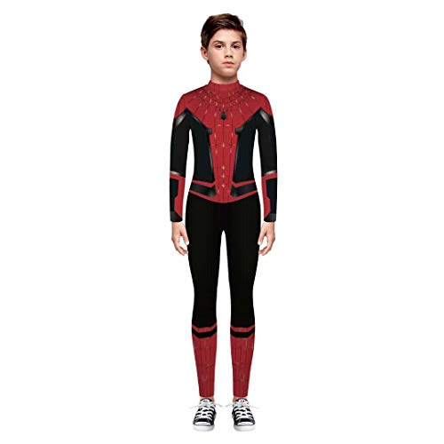 Ideas For Halloween Costumes From Home Clothes (Tsyllyp Spiderman Halloween Costume Cosplay Kids Boys Girls Bodysuit Cat)