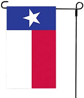 """product image for Valley Forge Flag Made in America 12"""" x 18"""" Nylon Texas Garden Flag"""