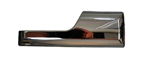 PT Auto Warehouse FO-2726M-RH - Interior Inner Inside Door Handle, Chrome Lever - Passenger Side (Door Expedition Handle Ford)