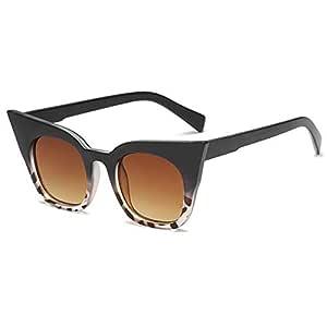 Yangjing-hl CatEye Gafas de Sol Moda er Mujer Gafas de Sol ...