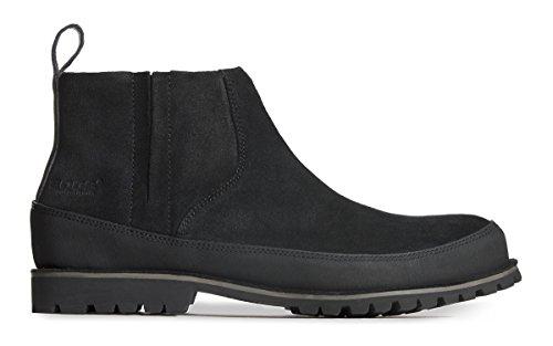 Black Mid Boot Bogs Casper Mens Rain 7AZnTaq