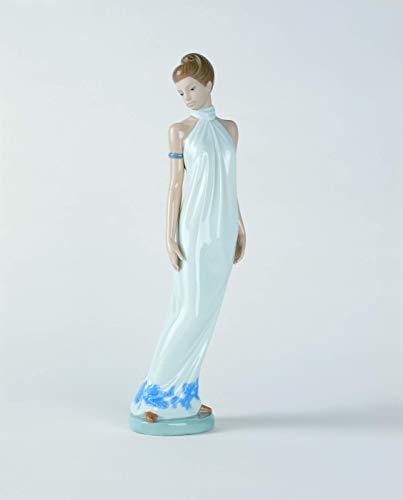- Lladro NAO Elegancy Porcelain Figurine
