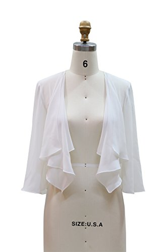 evening dress and jacket - 3