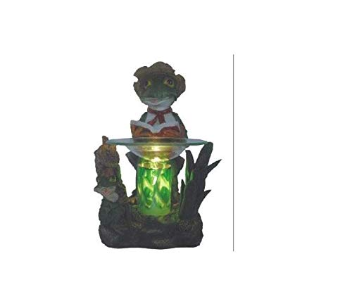 EcoScents Preaching Frog Aroma Lamp, Multiple