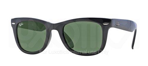 Ray-Ban Unisex RB4105 Folding Wayfarer Sunglasses