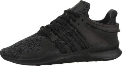 adidas Men's EQT Support Adv Originals Core Black/Core Black/Sub Green Training Shoe 9 Men US