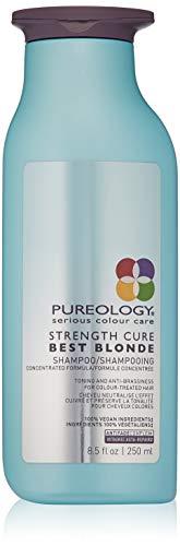 Pureology Strength Cure Best Blonde Purple Shampoo, 8.5 Fl Oz